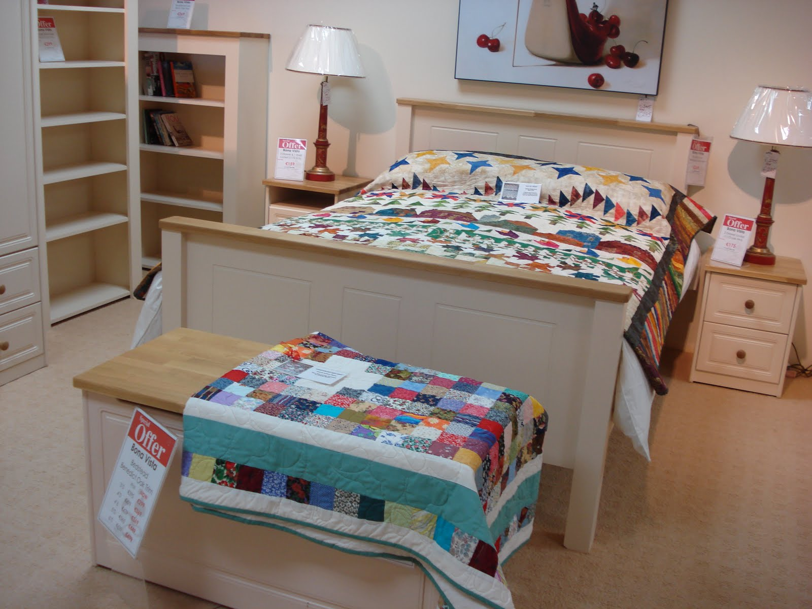 south midlands branch irish patchwork society. Black Bedroom Furniture Sets. Home Design Ideas