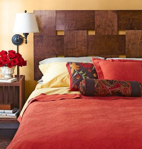 Decoclaje cabeceros de cama originales y creativos - Ideas para cabeceros de cama originales ...
