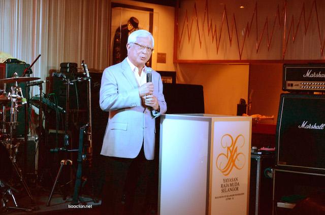 Y.A.D. Raja Tan Sri Dato' Seri Arshad bin Raja Tun Uda, Chairman of YRMS