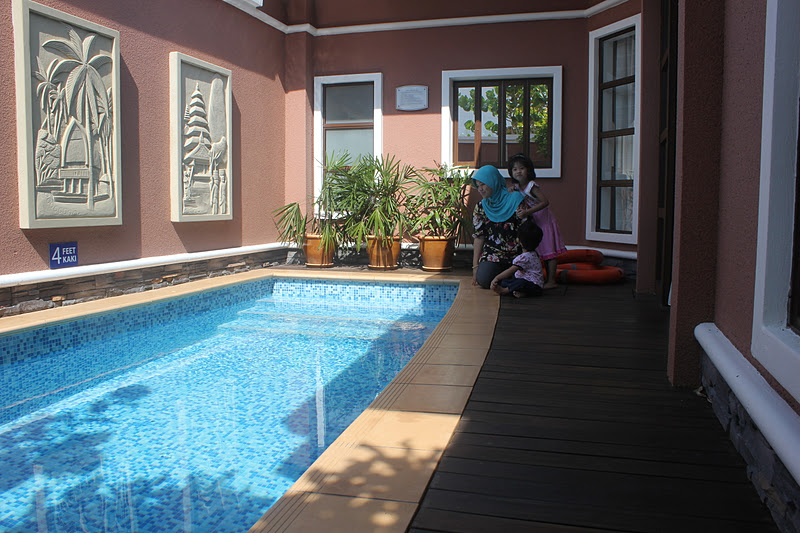 All my life my own review of grand lexis pd for Garden pool villa grand lexis blog