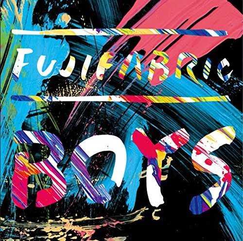 [Album] フジファブリック – BOYS (2015.06.24/MP3/RAR)