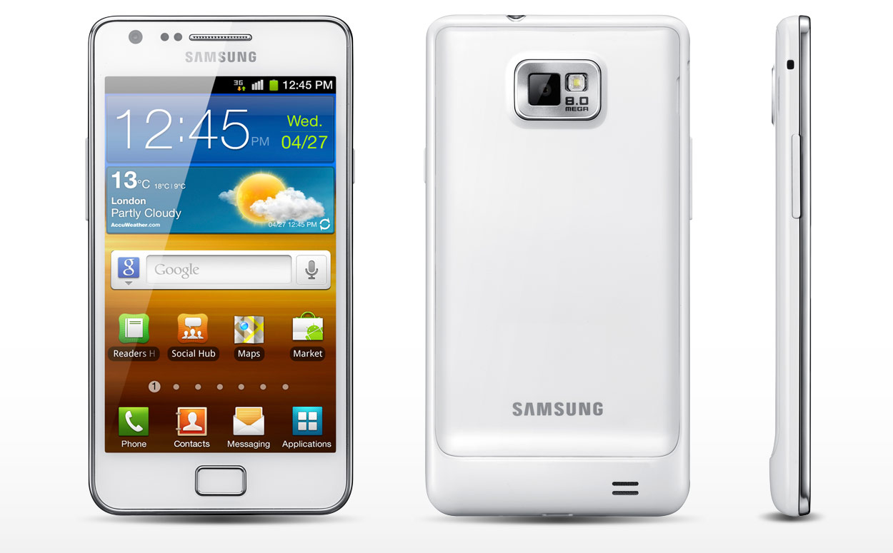 Samsung Galaxy S II s2 Specifications,Features,Price ...
