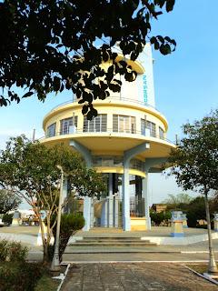 Praça General Osório e Caixa d'água de Dom Pedrito