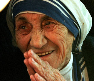 Imagen Madre Teresa de Calcuta