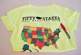 50 States Half Marathons
