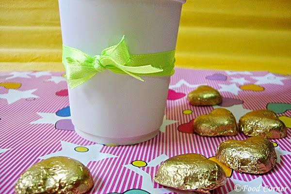 Valentine's Day Chocolate Gift -A Kids Craft