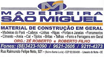 MADEIREIRA SÃO MIGUEL