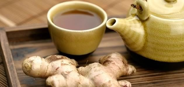 Ginger Tea for Those Who Want to Lose a LOT of Weight Slimming Drinks