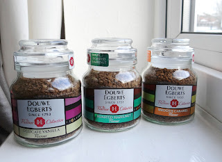 Douwe Egberts, Douwe Egberts coffee, The Flavour Collective coffee