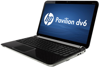 HP Pavilion dv6-6b00 15.6-Inch Notebook