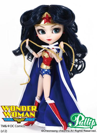 Juillet [2012] - Pullip Wonder Woman