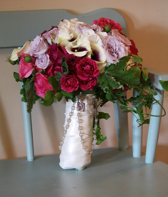 Splendid Stems Event Florals - Bride's Bouquet - Hilton Hotel Albany Crowne Plaza