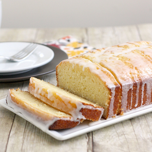 Bread Machine Pound Cake
