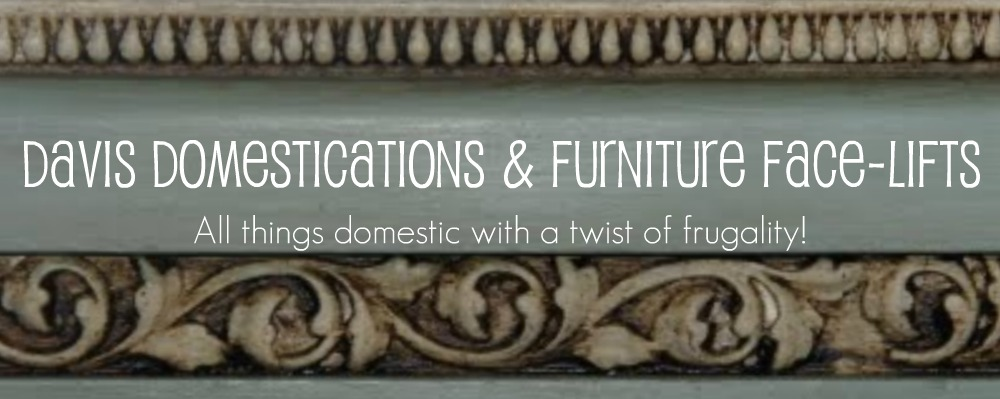 Davis Domestications & Furniture Face-lifts