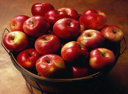 Manfaat Buah Apel