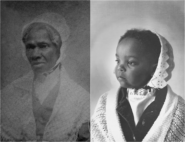historical women, recreation, marisa taylor photography, sojourner truth