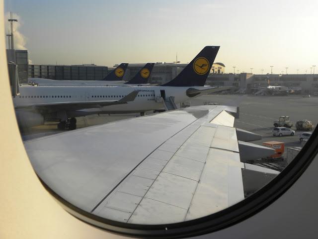 Lufthansa Airbus A-380