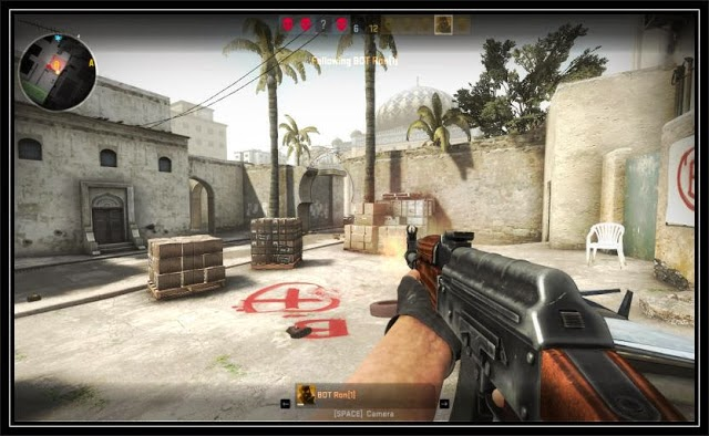 Download Game Counter Strike Global Offensive (PC)