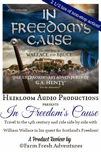 Heirloom Audio Productions: In Freedom's Cause Review