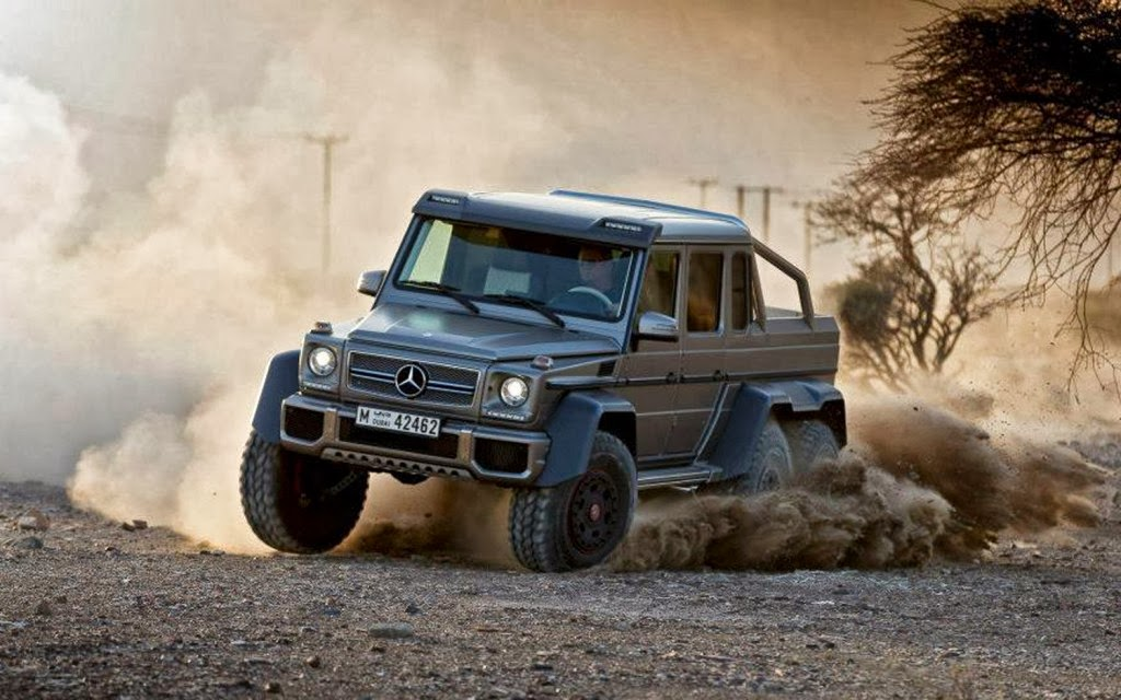 Mercedes 6x6 Pictures Of The Best Car Mercedes 6x6