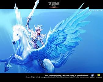 #13 Might Magic Heroes Wallpaper