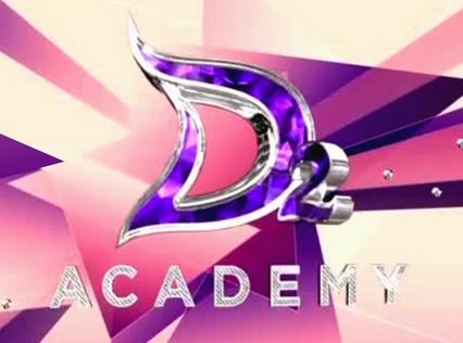 D academy 2 yang tersenggol 3 april 2015