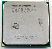 AMD Phenom II X4 960T