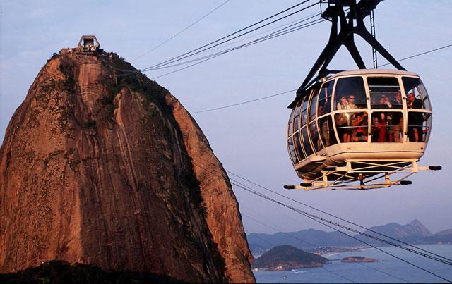 Tour no Rio Pão de Açúcar