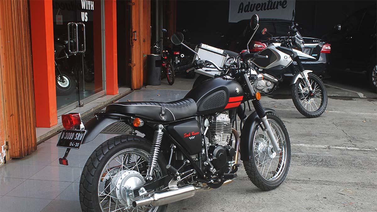 jual motor classic