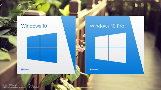Windows 10 Pro/Ent Product Key 9 November 2015