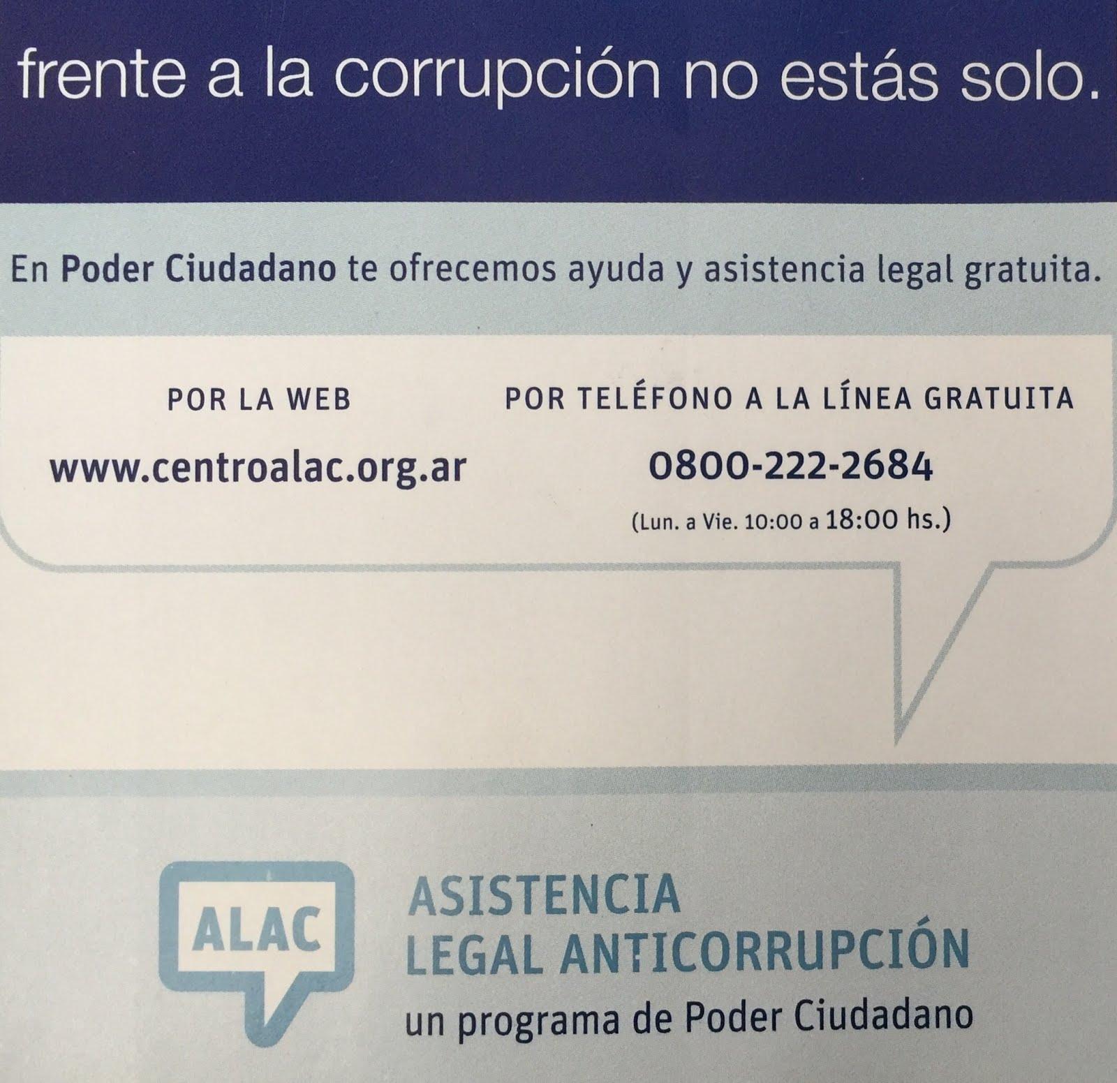 Asistencia Legal Anticorrupción