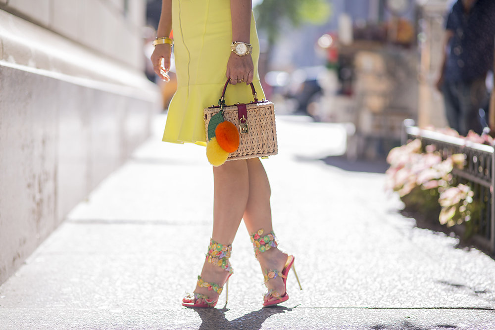 New York Fashion Week 2015- Streetstyle- Shoes and bag