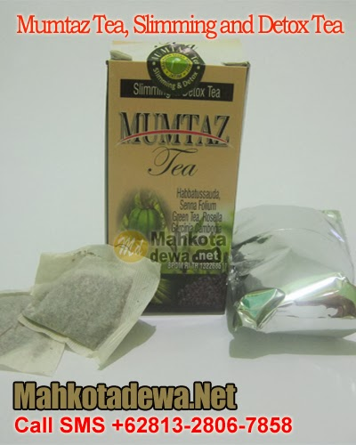 Mumtaz Tea, Slimming and Detox Tea