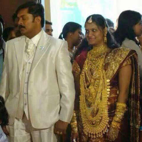Tirupathi Laddu Supplier Daughter on her Wedding
