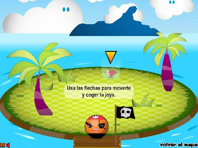 juego roll roll pirate