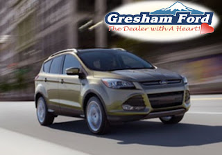 2016 Ford Escape for Sale at Gresham Ford