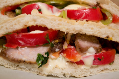 Сандвичи  и бутерброды