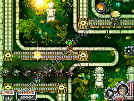Free Download Games - Bomberic 2