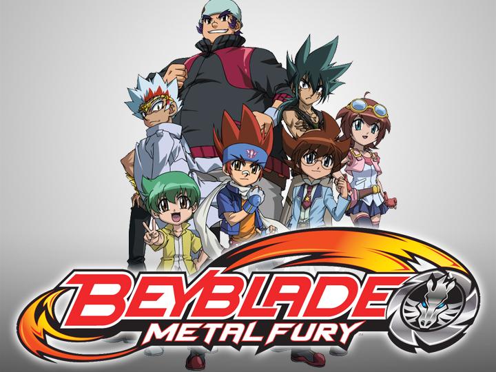 Beyblade metal fury pt pt completa - Beyblade metal fury 7 ...