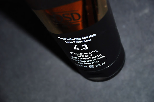Dixidox Keratin Treatment Mask 4.3 от DSD de Luxe