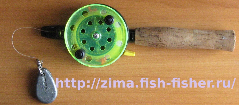 глубиномер  для зимней рыбалки