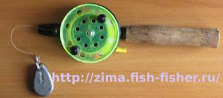 Как сделать глубиномер для зимней рыбалки своими руками