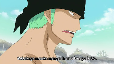 One Piece Episode 555 Sub Indonesia