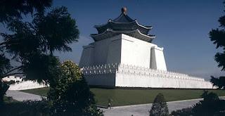 Monumento a Jiang Jieshi, Taipei
