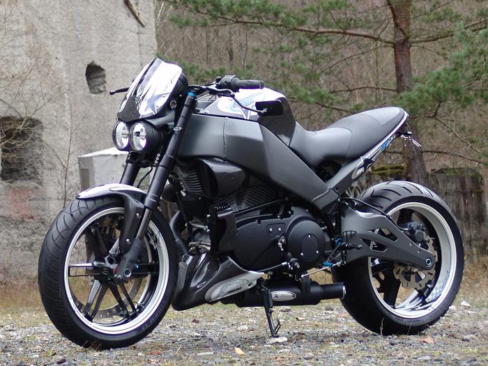 Buell XB12S | Carretera | Motociclismo.es