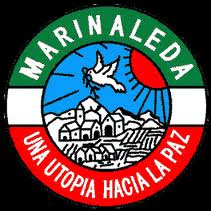 Marinaleda, Uma Utopia para a Paz. (logtipo)