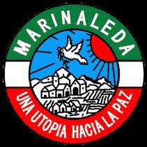 Marinaleda, Uma Utopia para a Paz. (logótipo)