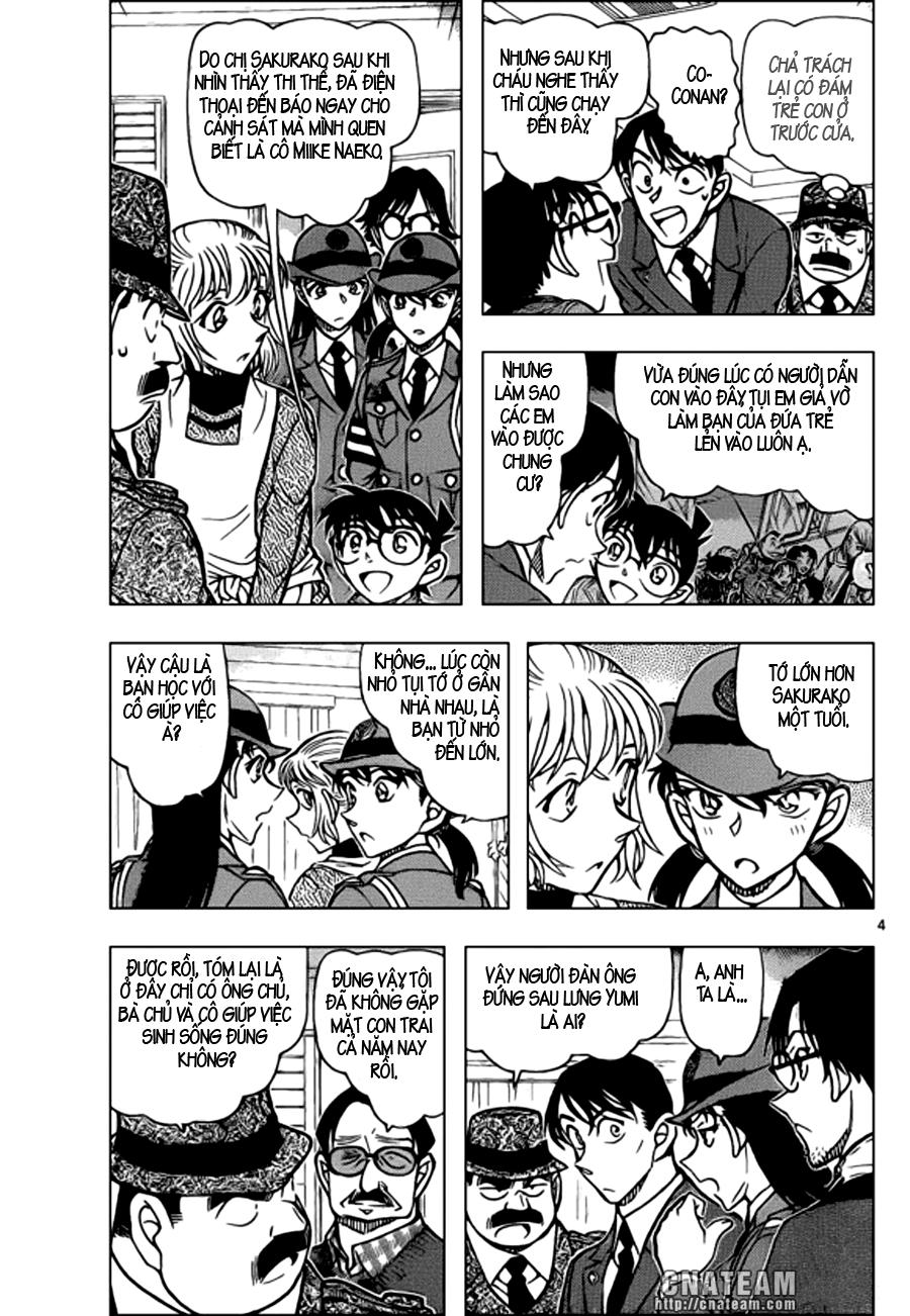 Thám Tử Lừng Danh Conan - Chapter 848 - Pic 5