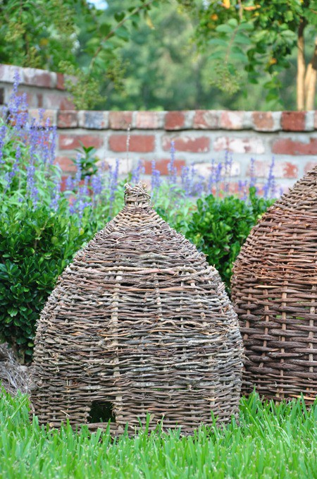 Im Loving These French Bee Skeps Too Found On Pinterest