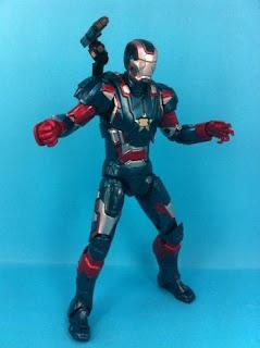 Marvel Legends Iron Man 3 movie comic Iron Monger BAF Build a figure series wave 2 Ultron Warmachine Mark 4Z armour